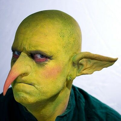Goblin Nose prosthetic for Fancydress, LRP, LARP, LOTR