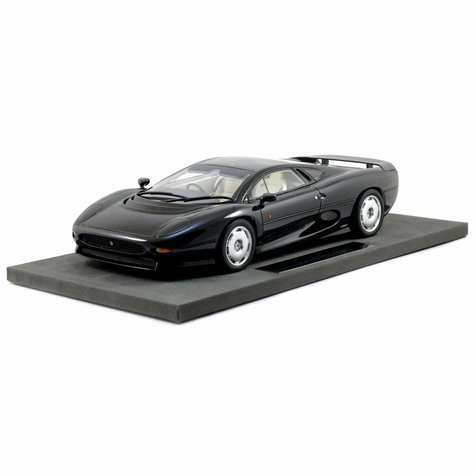 TOP MARQUES Collection 1 18 Jaguar XJ220 Noir 1992