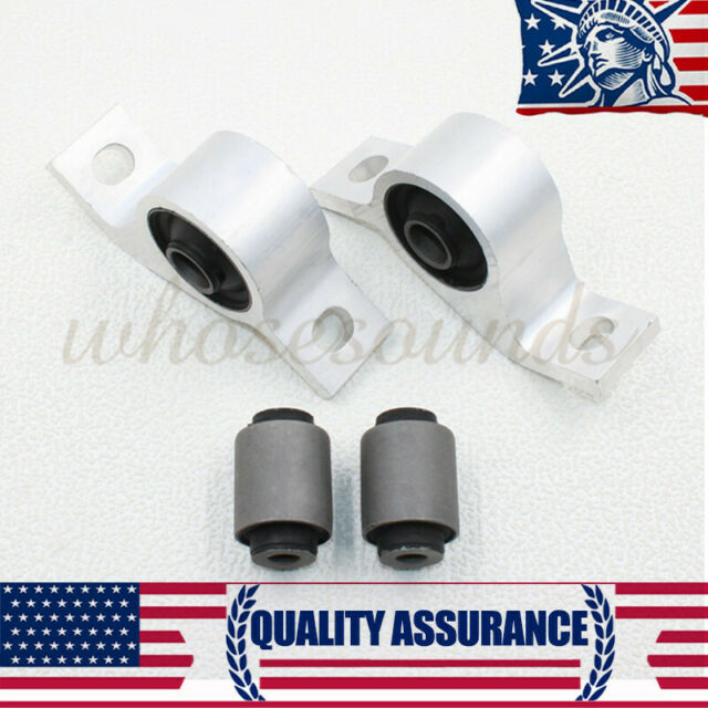 OEM New 4PCS Pront Lower Control ARM Bushing FOR SUBARU FORESTER MODLES 98-07
