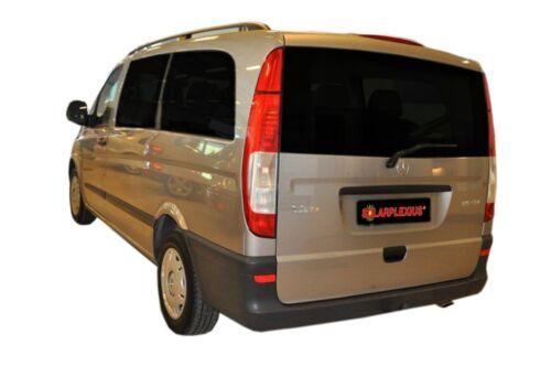 Auto Sonnenschutz Scheiben-Tönung Sichtschutz MERCEDES VITO II  Compact 03-14