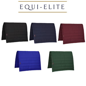 LeMieux Poly Cotton Work Pad - Versatile Multipurpose Saddle Pad