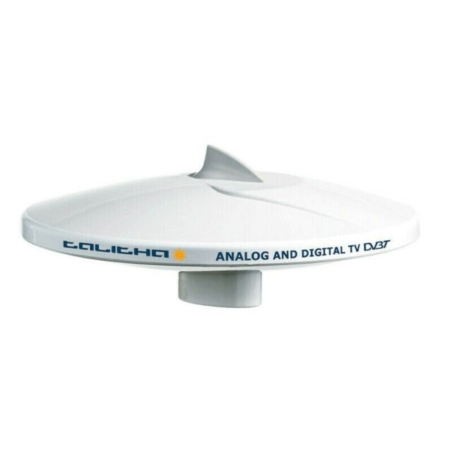 Antenna Tv Per Barca Glomex TALITHA V9125AGCU Amplificazione Automatica