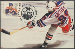 CANADA # 3032.3 - LEGENDS of HOCKEY WAYNE GRETZKY on SUPERB MAXIMUM CARD