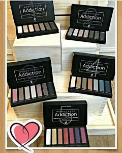 Younique Moodstruck Addiction Shadow Palette 1 2 3 4 5 6