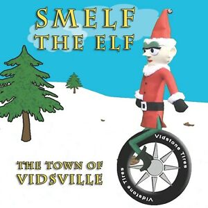 Smelf-The-Elf-The-Town-of-Vidsville-NEW-Holiday-Picture-Book-for-Kids