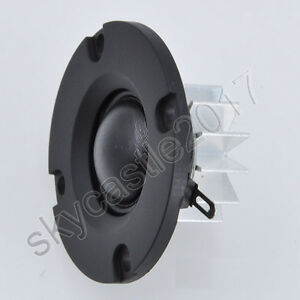 "2pcs New 2"" inch 4Ohm 4Ω 15W HI-FI Tweeter Audio Speaker Stereo Loudspeaker Horn"