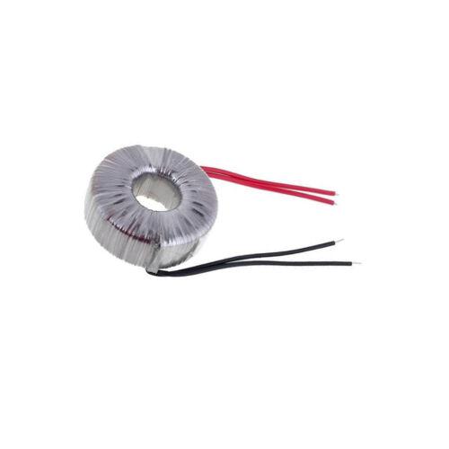 TST 80//003 transformateur toroïdal 80VA 230VAC 24 V 3.33 A 0.9 kg Ø 95 mm IP00 INDEL