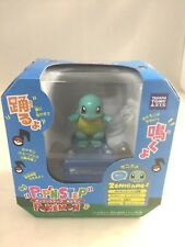 Pop'n step Pokemon Squirtle Talking Dancing Toy FigureTakara Tomy Japan