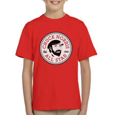 9a77b5d6b81c Chuck Norris All Star Converse Logo Men s Hooded Sweatshirt Red Xx ...