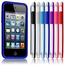Housse Coque Etui Bumper bleu pour Apple iPod Touch 4G