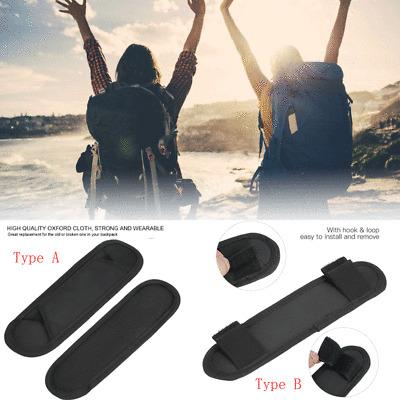 Anti-slip Bag Strap Pad Padded Shoulder Replacement for Camera Backpack Guitar