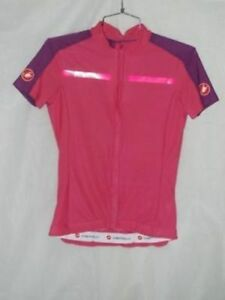 Image is loading Castelli-Women-039-s-Pink-Ispirata-Cycling-Jersey- 1d70d2480