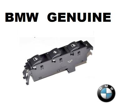 BMW E46 M3 Convertible Driver Side Window Switch 61316902183