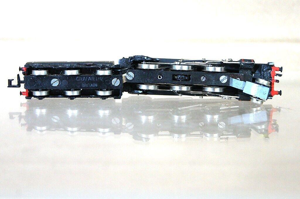 GRAHAM FARISH 0611 KIT BUILT BR 2-6-0 2-6-0 2-6-0 STANDARD CLASS 5MT LOCO 76009 MIB mz 660f59