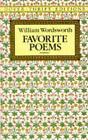 Favorite Poems by William Wordsworth (Paperback, 1992)