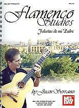 FLAMENCO STUDIES Falsetas de mi Padre Serrano