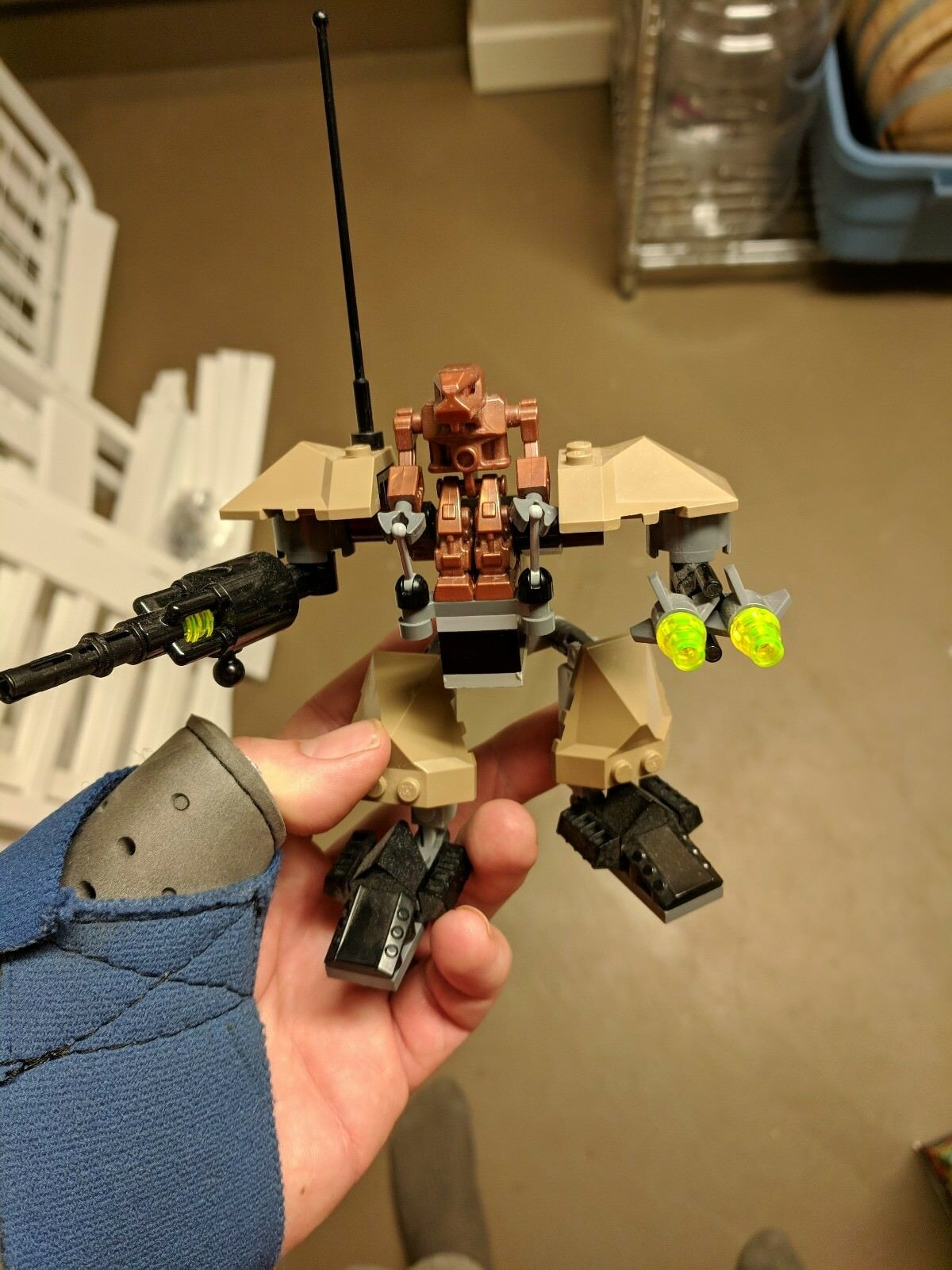 LEGO Exo Force Sentry Sentry Sentry (7711) 56eab0