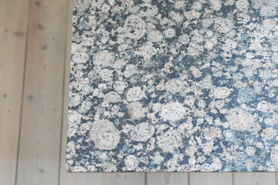 Sofabord, Vintage, granit