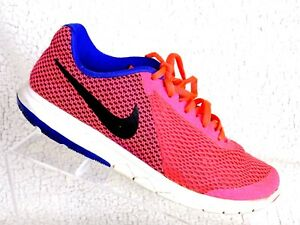 Nike Women s FLEX Experience RN 6 Running Shoes 7 (881805-600 Hot ... 83850ce8a