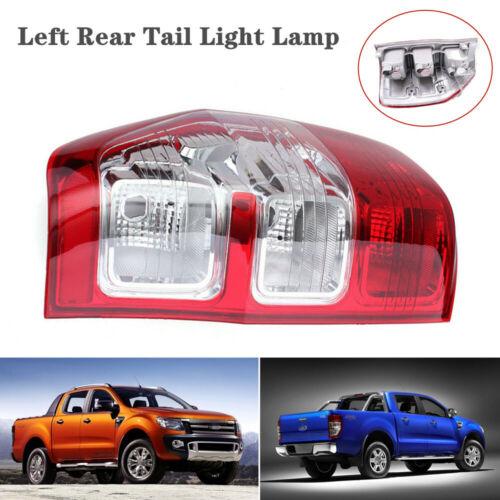 Left Side Rear Tail Light Brake Lamp Fit for Ford Ranger Ute PX XL XLS 2011-2018