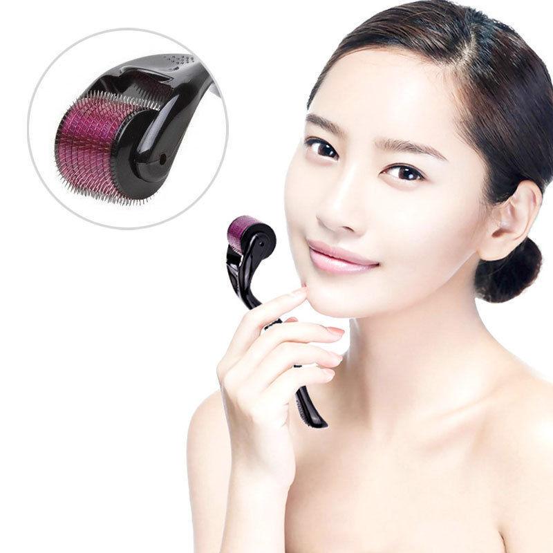 Titanium Microneedle Derma Exfoliating Roller For Face Hair & Acne Aspire Brands Formula 1006  Mud Mask, 3.4 oz