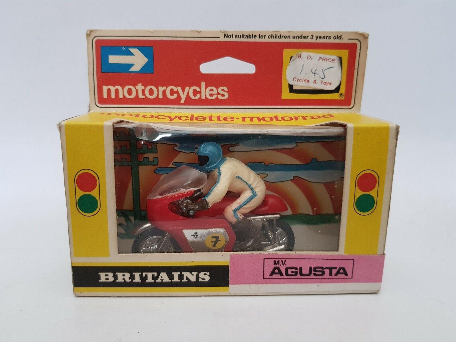 Britains 9678 MV Agusta Mint & Boxed 1 32 scale