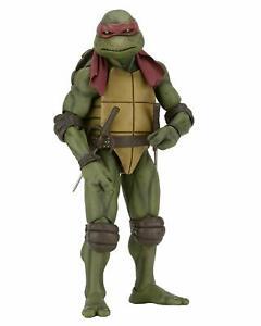 Teenage-Mutant-Ninja-Turtles-90-039-s-Movie-Raphael-Action-Figure-TMNT-90s-turtle