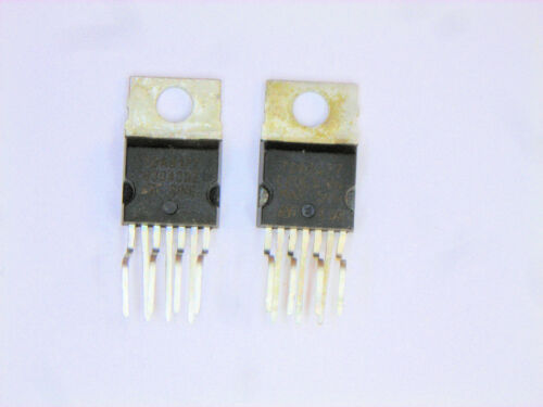 """TDA8177 /""""Original/"""" ST  7P ZIP IC  2  pcs"""