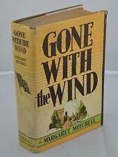 Margaret Mitchell - Gone With the Wind - First Edition Second Print - 1936