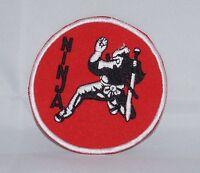 Ninja Martial Arts Patch - 3 P1140