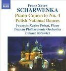 Franz Xaver Scharwenka: Piano Concerto No. 4; Polish National Dances (CD, May-2011, Naxos (Distributor))