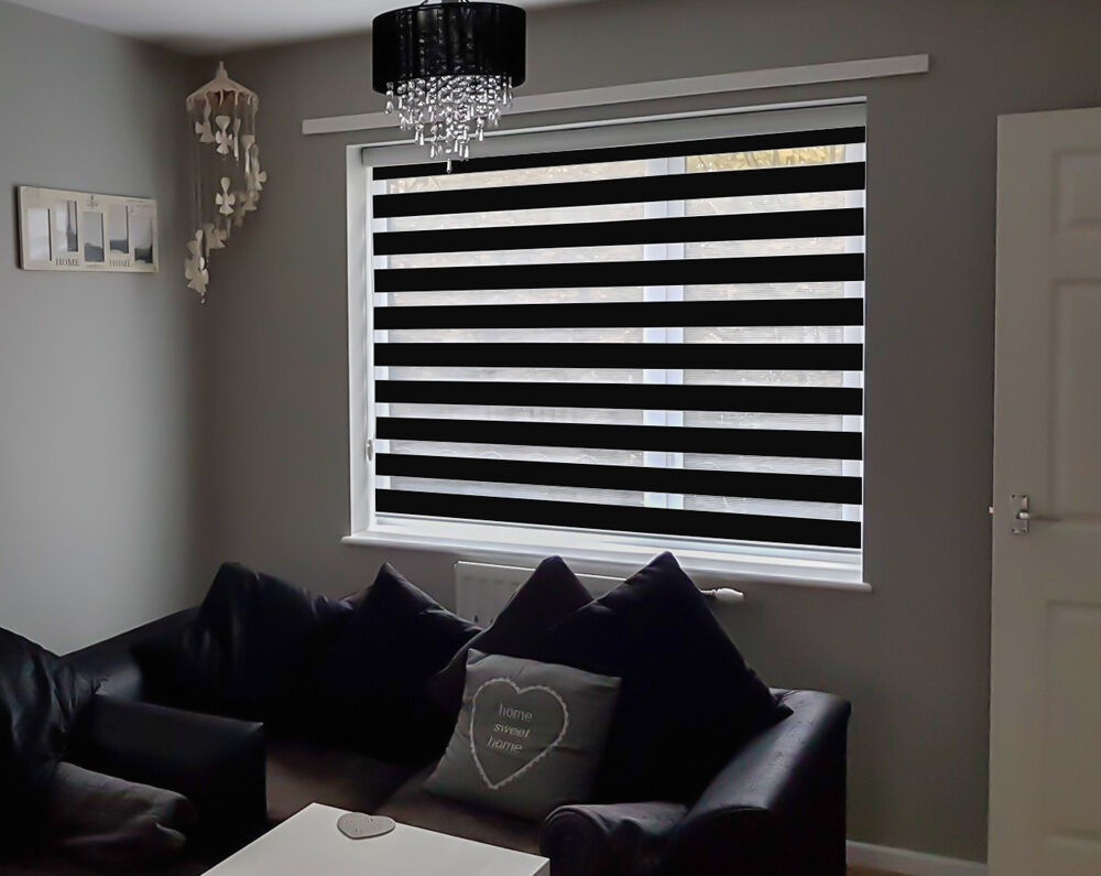 Day & Night   Zebra Blinds Vision - Soft - UK PRODUCT - Made to measure