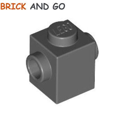Brick 2 Studs on 2 opposite Sides New New White 2 x lego 47905 Brick 1x1