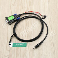 Programming Cable For Motorola Cp140 Cp150 Cp160 Cp180 Cp185 Cp200 Cp340 Cp360