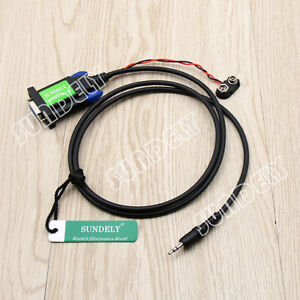 Programming-cable-for-Motorola-CP140-CP150-CP160-CP180-CP185-CP200-CP340-CP360