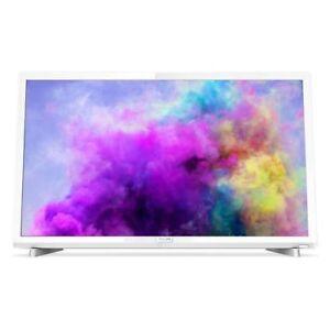 Philips-24PF5603-Blanco-TV-televisor-24-034-Full-HD-DVB-T2-S2-HEVC