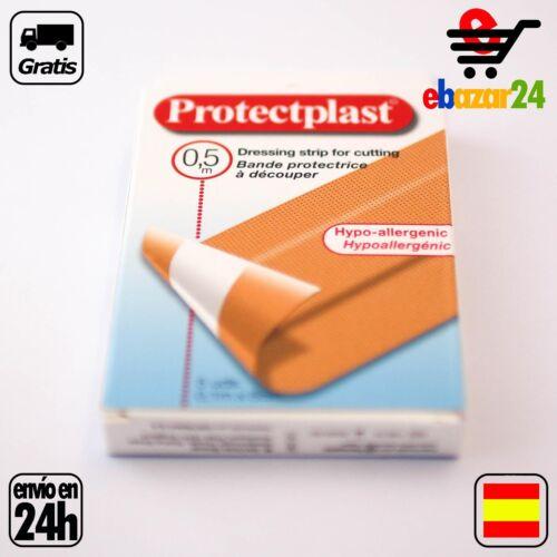 5 bandas de 10 x 6 cm TIRITAS PROTECTPLAST tiras adhesivas *Envío GRATIS desde E