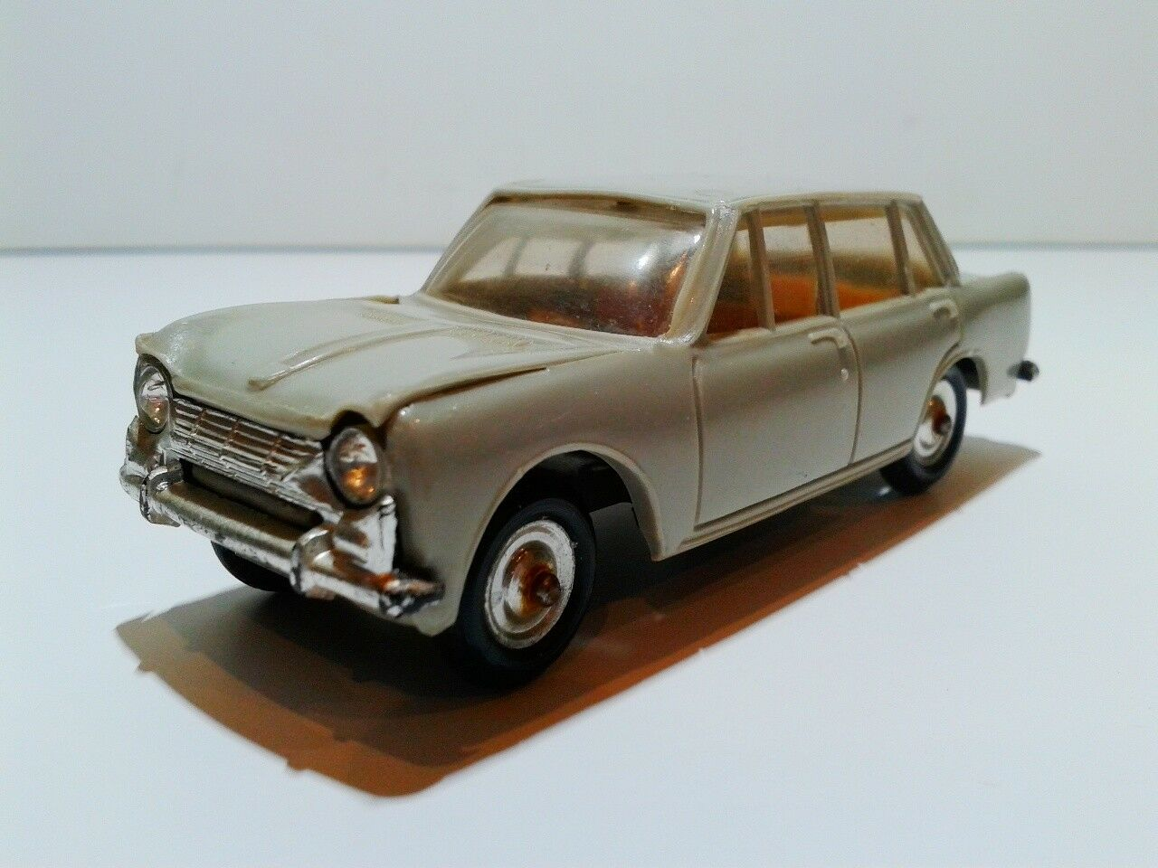 MINIALUXE France 1 43 Simca 1300 Sedan plastic grey color