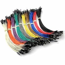 40pcs Pin Header Dupont Wire Color Jumper Male to Female Cable For Arduino 20cm