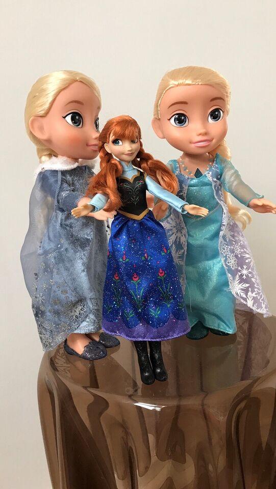 Andet, Disney Frozen dukker