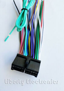 New 20 Pin AUTO STEREO WIRE HARNESS PLUG for Boss BV9976 DVD Player | eBayeBay