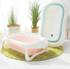 Newborn-Baby-Folding-Bath-Tub-Baby-Swim-Tubs-Bath-Body-Washing-Portable