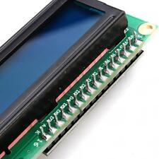 NEW IIC/I2C/TWI/SPI Serial Interface1602 16X2 Character LCD Module Blue UK