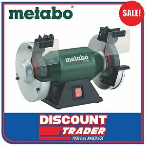 Brilliant Details About Metabo 350 Watt 150Mm Bench Grinder Ds 150 619150000 Theyellowbook Wood Chair Design Ideas Theyellowbookinfo
