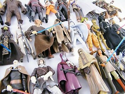 STAR WARS GALACTIC HEROES FIGURES SELECTION MOD C MANY TO CHOOSE FROM!