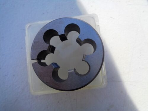 "11//16/"" x 20 TPI Button Die 60 dec threading tools suit Motor Bikes  1.1//2/"" OD"