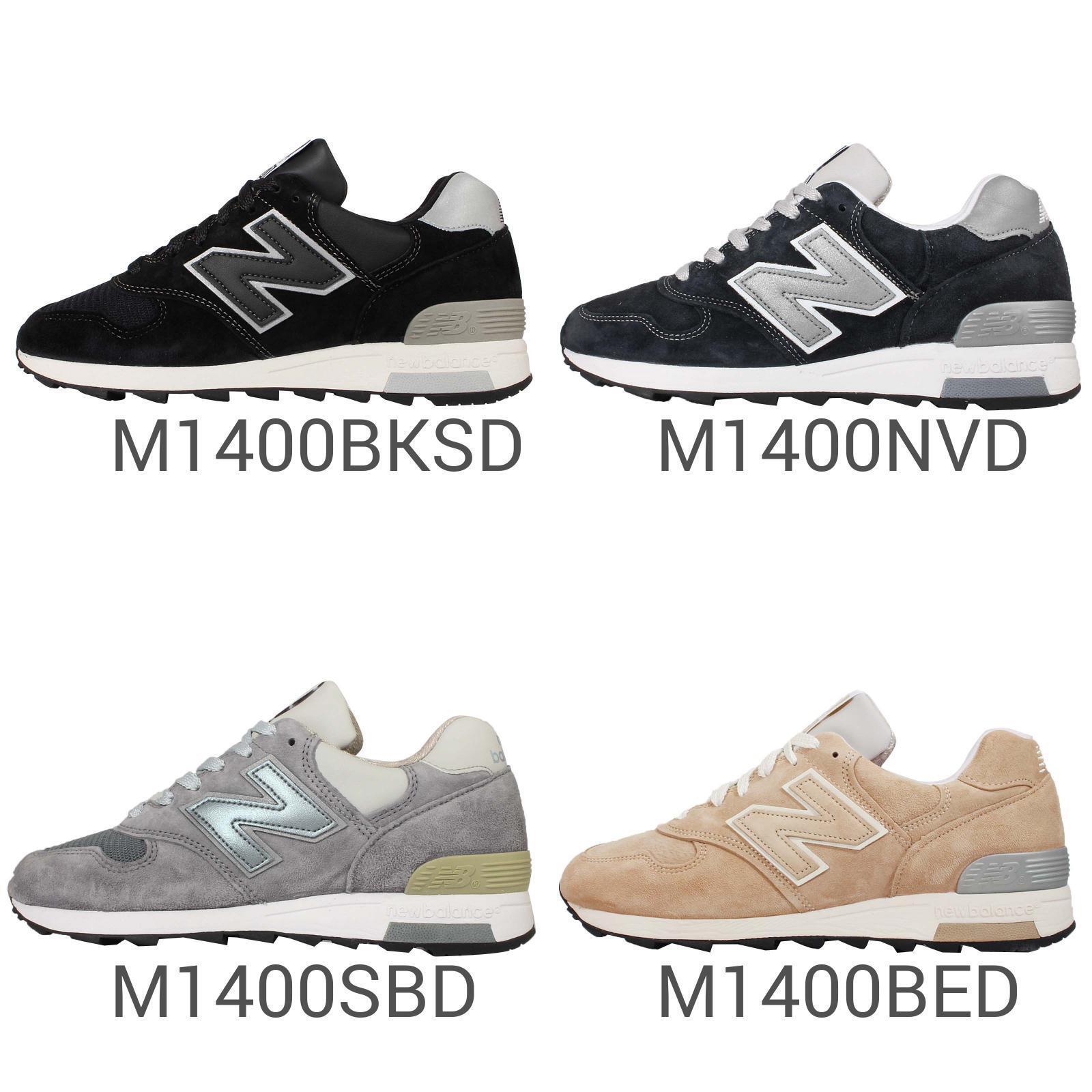 New Balance M1400 D Made In USA Mens Running scarpe scarpe da ginnastica Pick 1