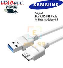 Genuine Original Samsung Galaxy S5 Note 3 III USB 3.0 Data Charging Sync Cable