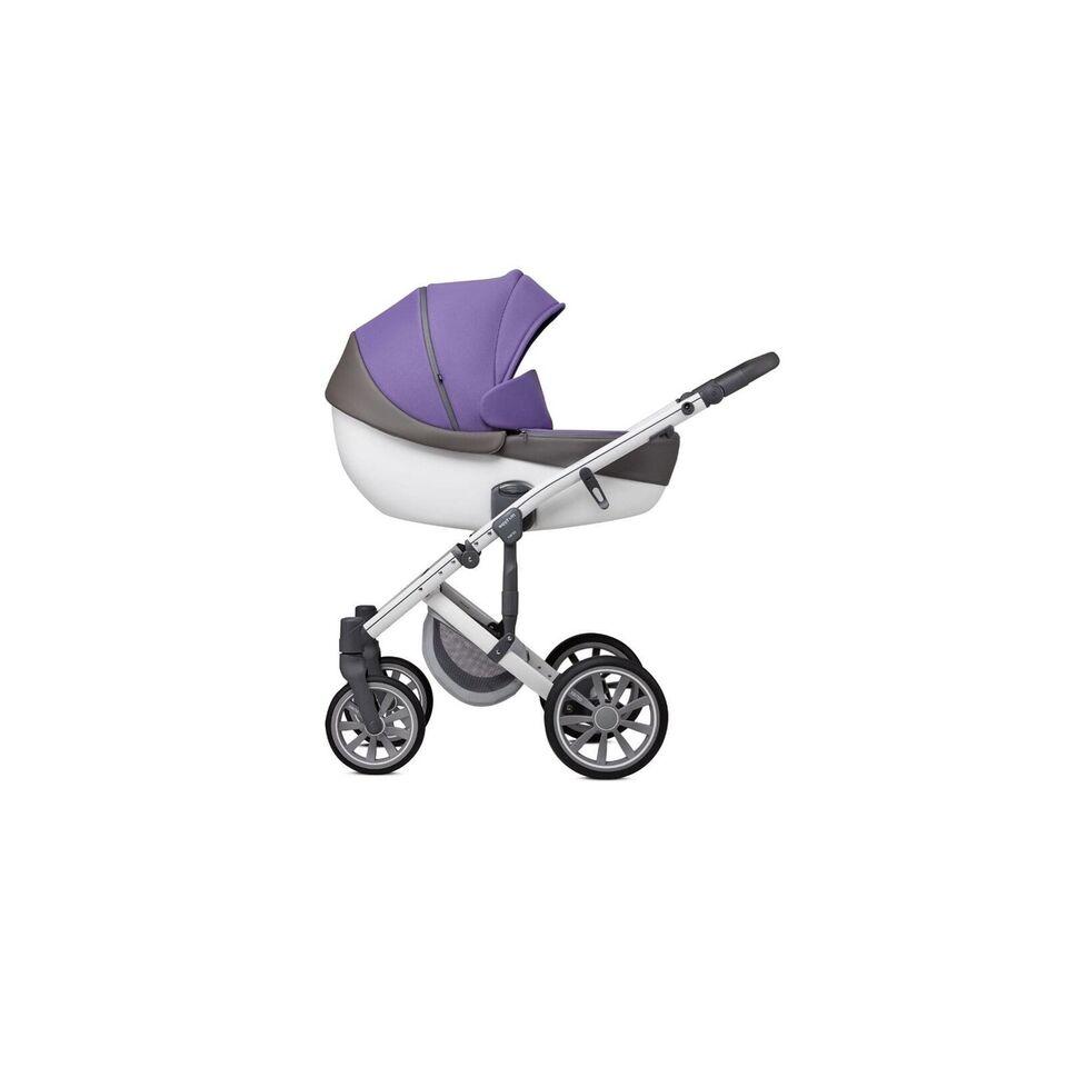 Kombivogn ANEX M-TYPE Kombivogn - ultra violet