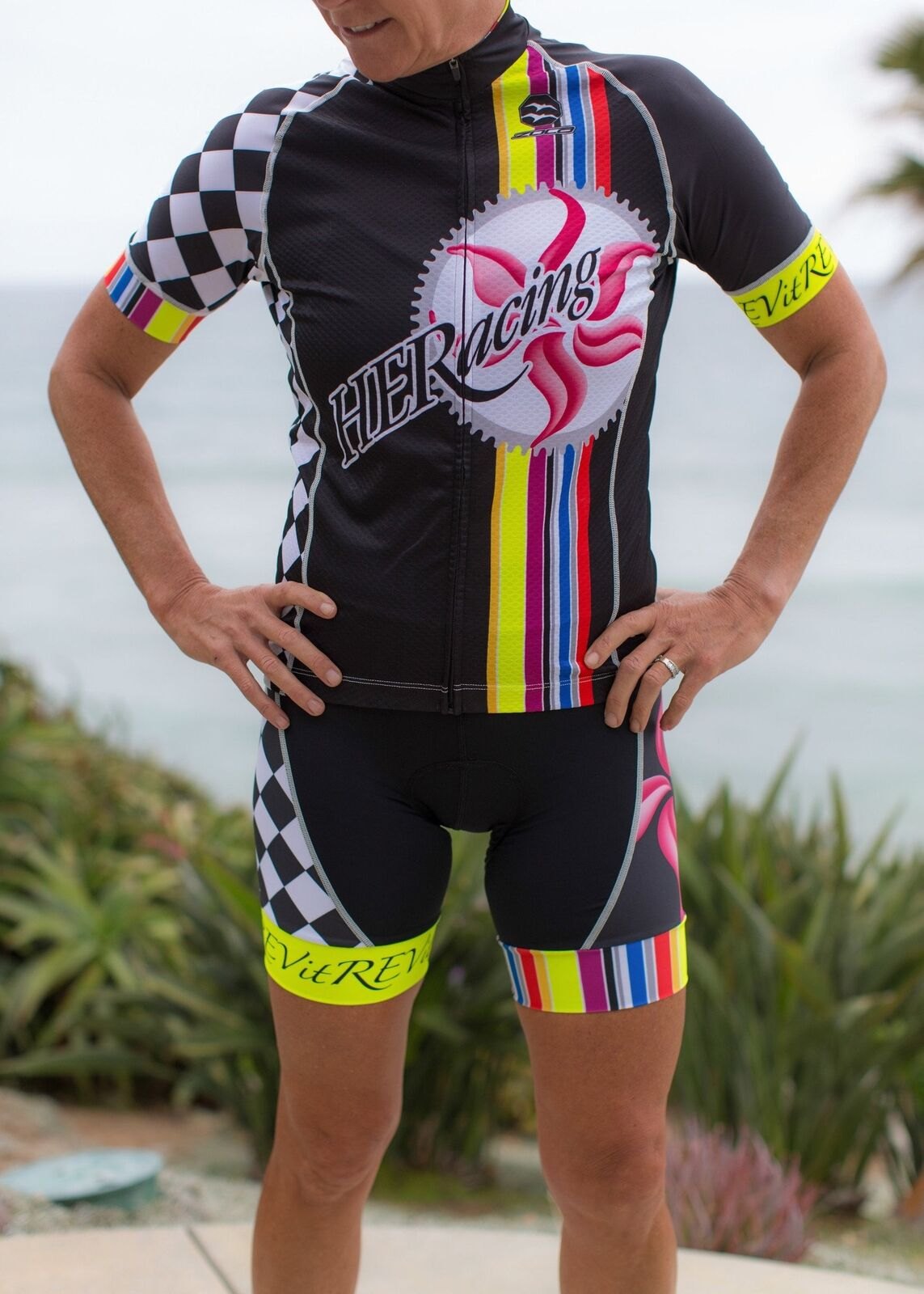 HERevolution HERacing Woman's Cycling Jersey